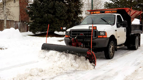 The growing demand of the snow removal companies