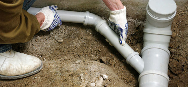 Signs of a Damaged Sewer Line