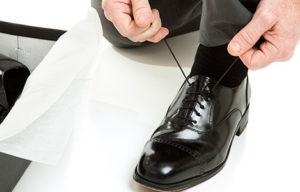 Men's lavishing dress shoes below $300