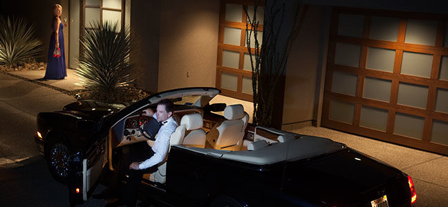 A Unique Experience with High End Luxury Cars